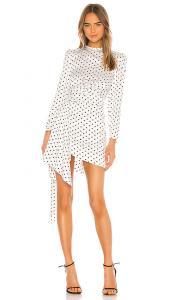 Keepsake Polka Dot Mini Dress