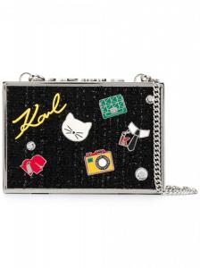 Semi-formal-karl-lagerfeld-clutch