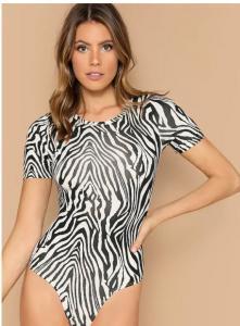 Shein-Zebra-Print-Bodysuit