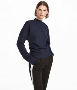 Drawstring Sweatshirt; H&M, $40