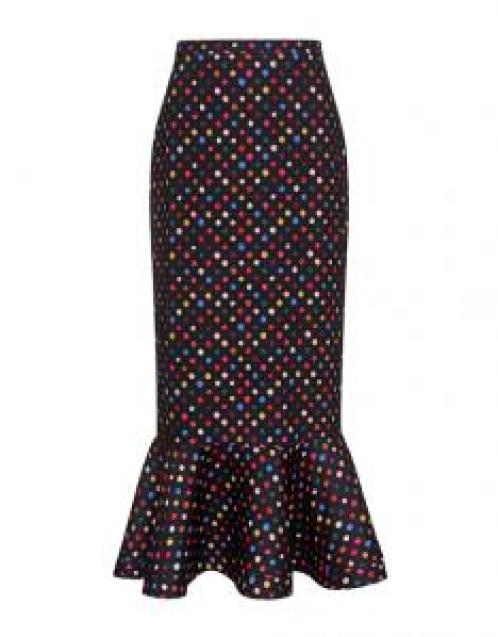 portia-polka-dots-ruffle-midi-mermaid-skirt-rainbow-polka-saloni-498x637
