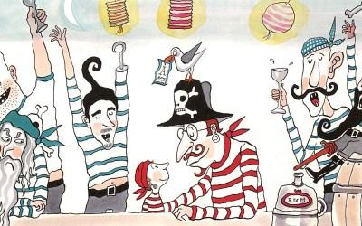 Children's book review: Aadje Piraatje