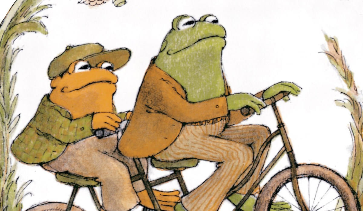 Kinderboek van de week: Kikker en Pad