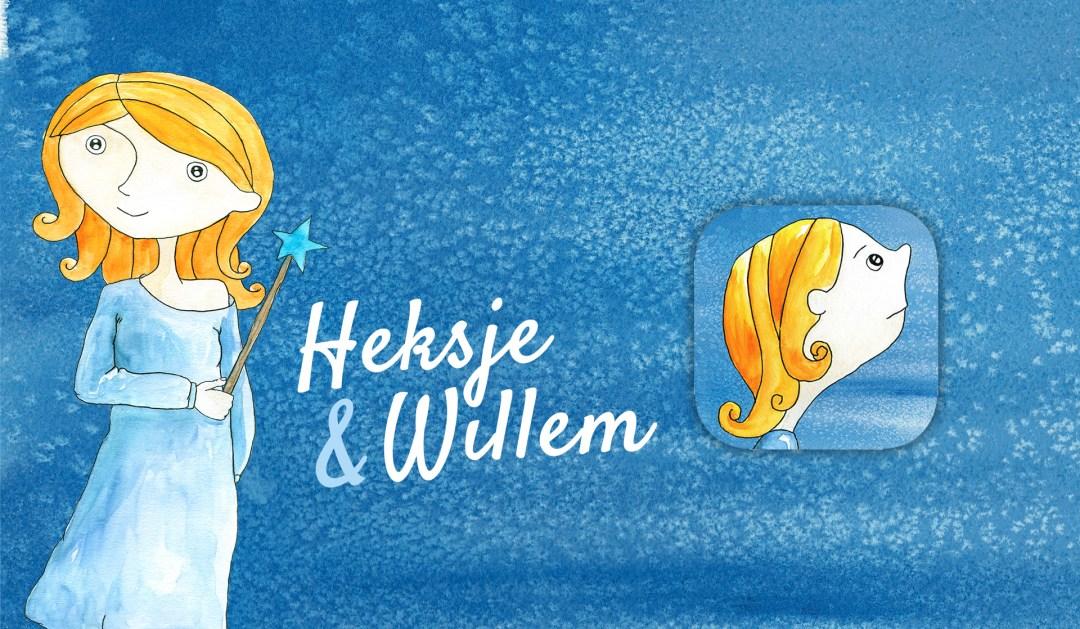 Heksje & Willem somoiso hanneke van der meer app media ukkie award
