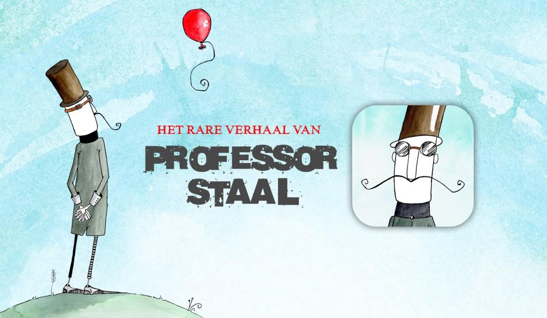 professor Staal app kinderen somoiso hanneke van der meer