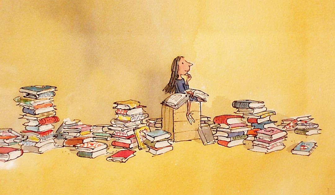 Vijf dingen die jij vroeger deed na het lezen van deze boeken