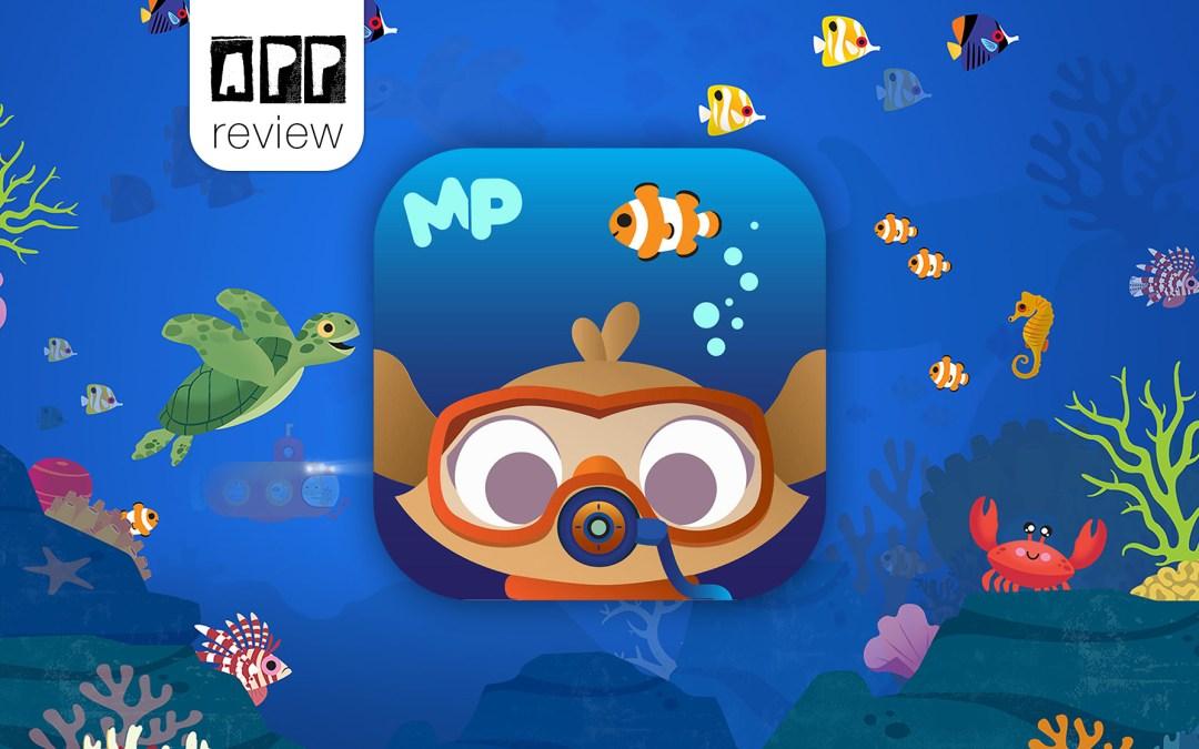 MarcoPolo Ocean kinderen ontdekken app tablet appreview