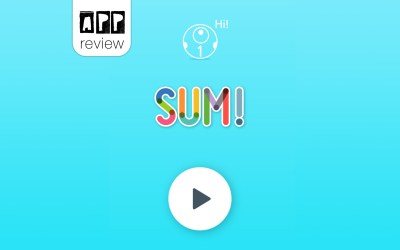 App-review: SUM! – Rekenen met loveable numbers