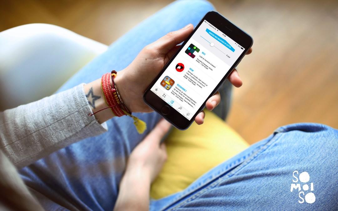 Cinekid AppLab helpt ouders bij het kiezen van kinderapps