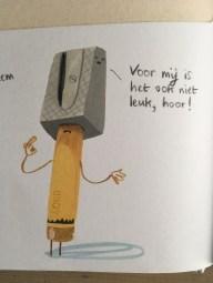 de groeten van de krijtjes oliver jeffers drew daywalt prentenboek kinderboek recensie
