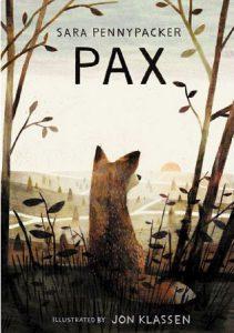 pax cover sara penny packer jon klassen somoiso