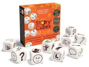 Story Cubes vertel verhalen met verhaalblokjes somoiso hanneke van der meer
