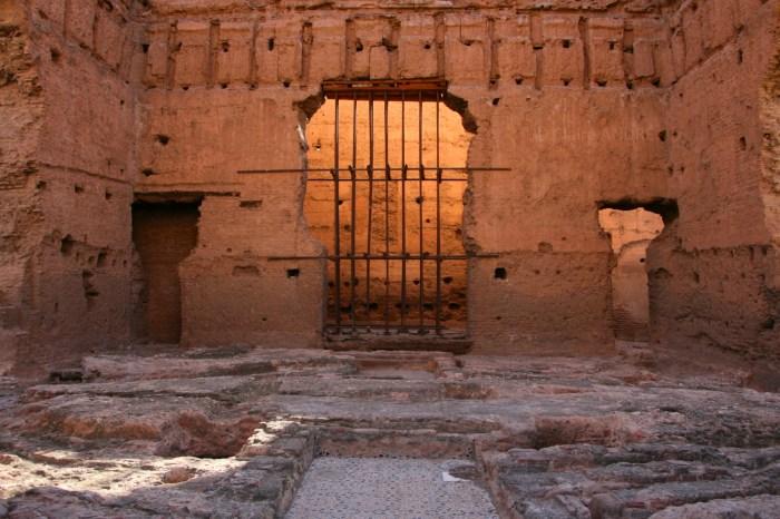 El Badi Palace, Marrakech, Photo Credit: Claire André, Flickr