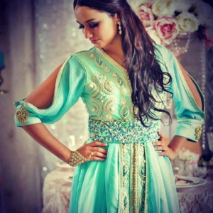 Moroccan Wedding Gown