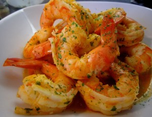 Moroccan Shrimp Recipe