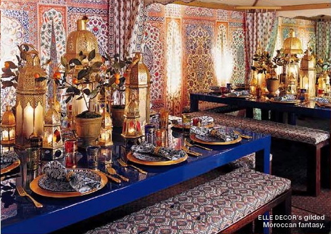 Moroccan kitchen 10 fabulous tips and decorating ideas - Moroccan home decor ideas ...