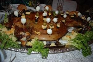 Mechoui Moroccan Wedding Recipes