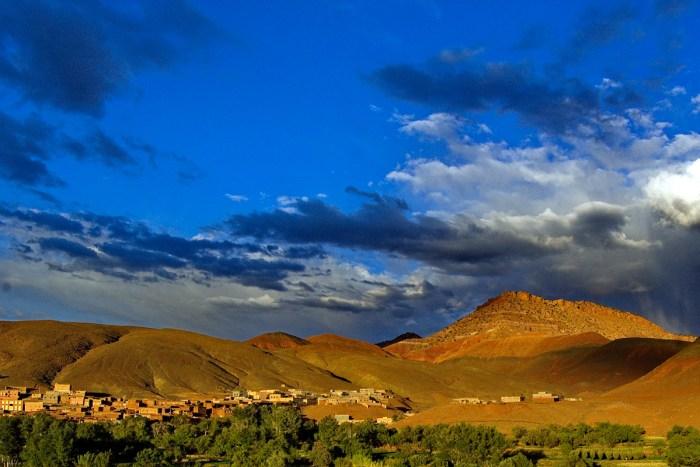 Atlas Mountains, Photo: Scott Presly, Flickr
