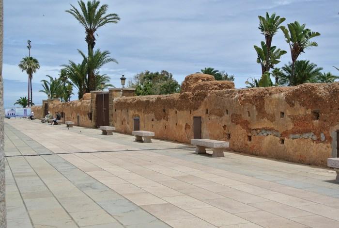 Tour Hassan Historic Site, Rabat, Morocco