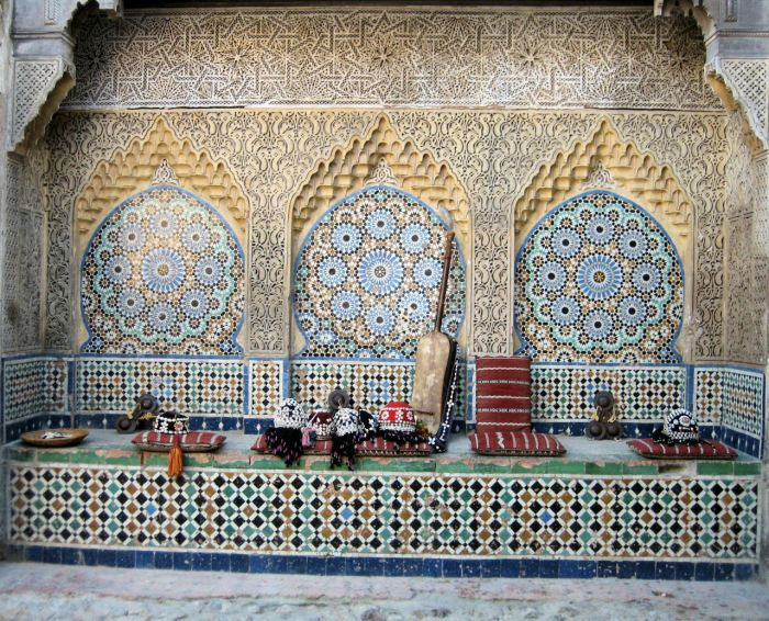 Kasbah Museum Tangier - photo via Mmoss