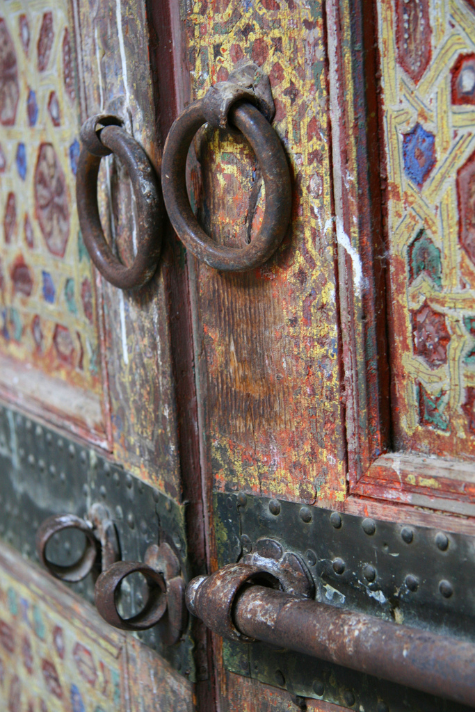 Glaoui Palace Door, via Flickr