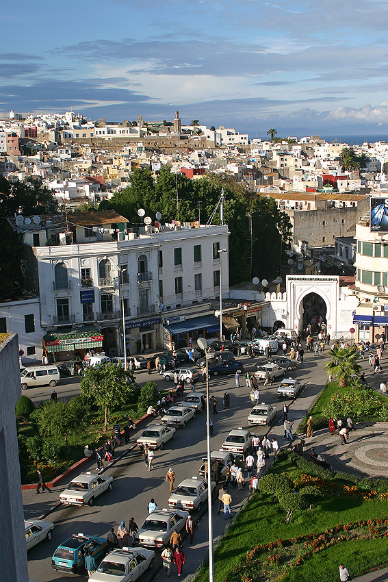 Grand Soko, Tangiers, Photo Credit:  Zemmouri
