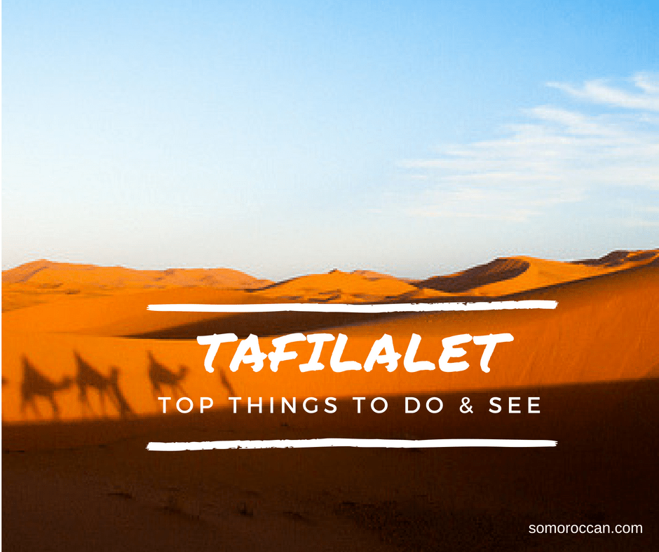 Tafilalet Oasis: Top Reasons to Visit and Things to Do