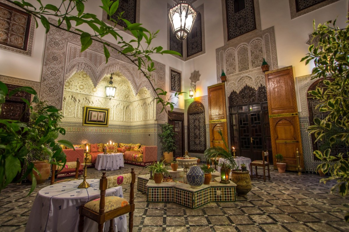 Riad Fes | So Morocco
