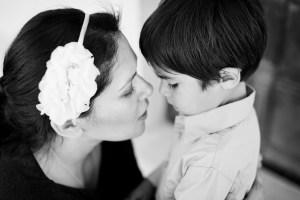 Por qué dejo a mis hijos sentir
