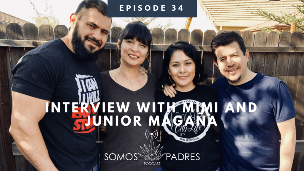 Episode 34: Interview with Mimi & Junior Magaña