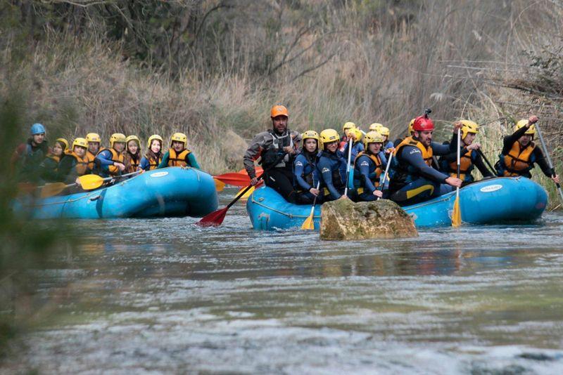 Rafting Cabriel 1