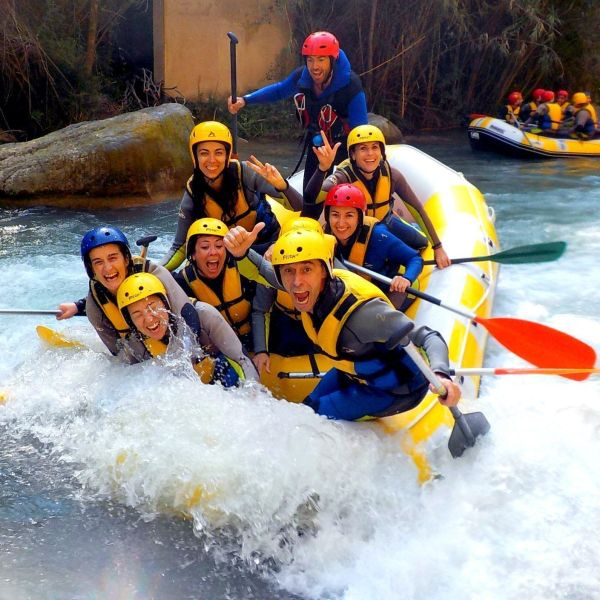 Rafting Montanejos Victor lupinera 3