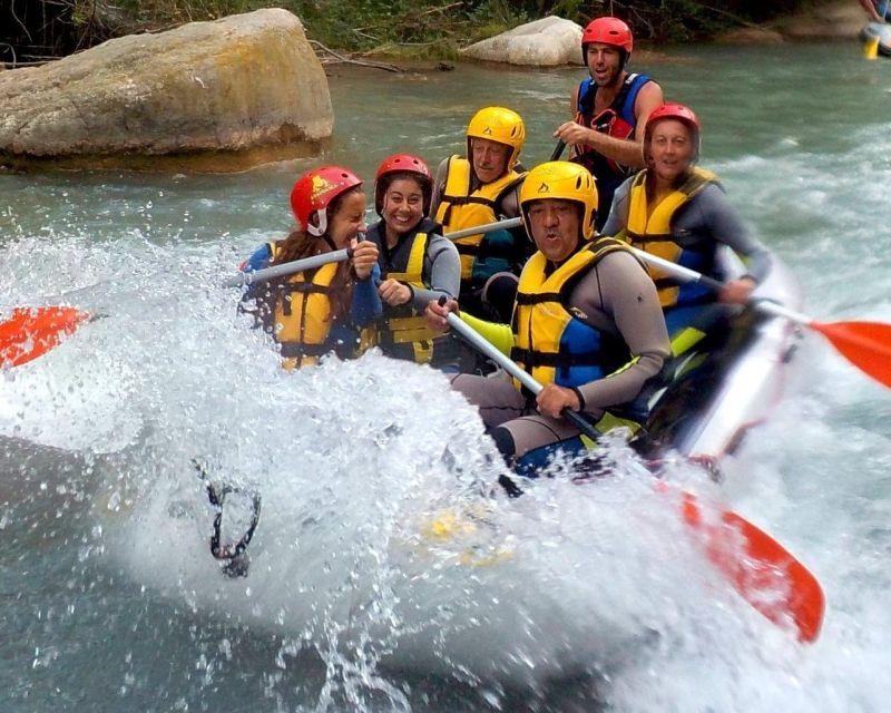 Rafting Montanejos Victor en la Lupinera 5