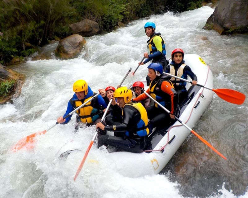 Rafting Montanejos Toni Patriarca 4