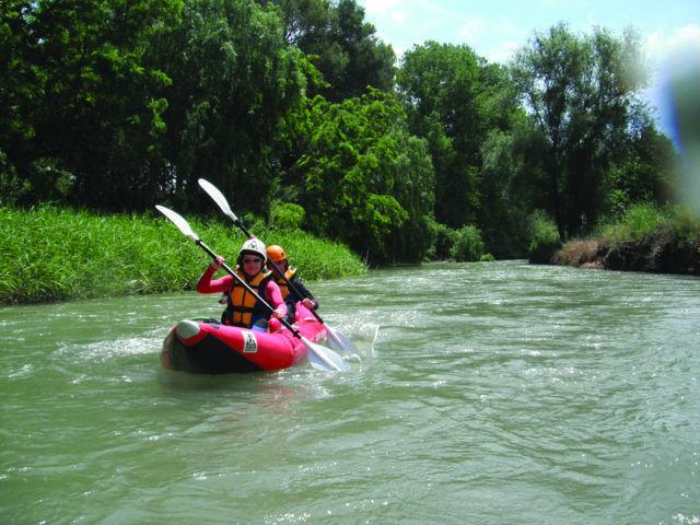 Kayak Turia