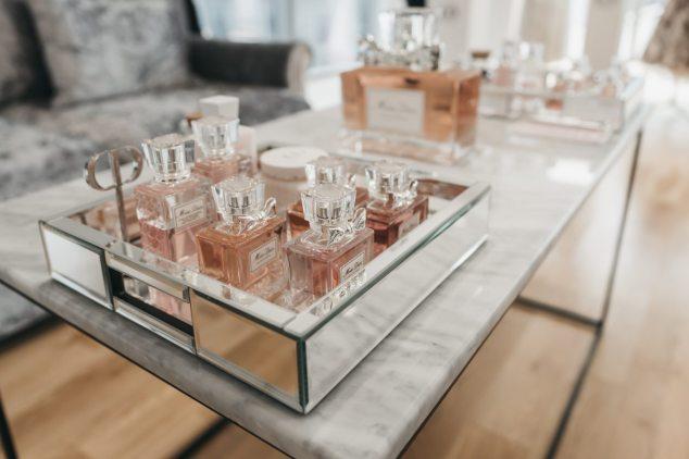 aromas de los perfumes