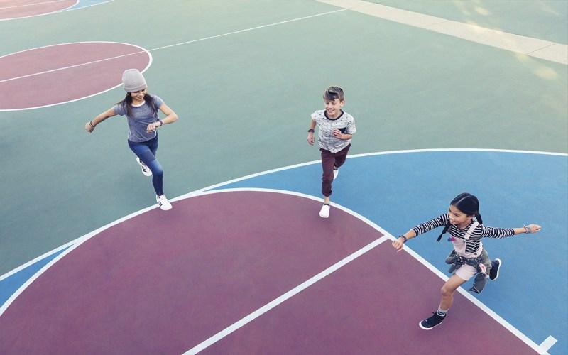 Beneficios de hacer ejercicio si son niños.