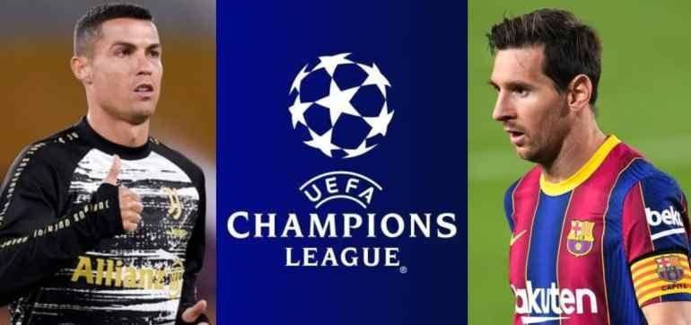 The Best Vs The Beast Las Fechas Y Los Horarios Oficiales De Los Partidos De Uefa Champions League Entre El Barca Y La Juventus Somos Invictos