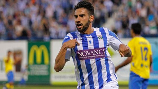 Chuli. Foto: www.deportivoleganes.com