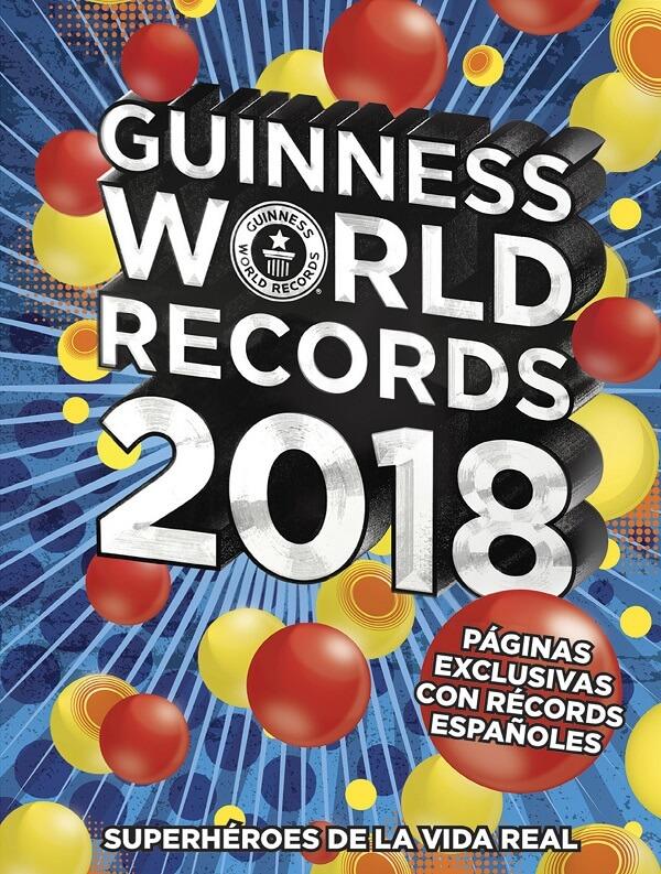 Descargar el libro Guinness World Records 2018 (PDF - ePUB)