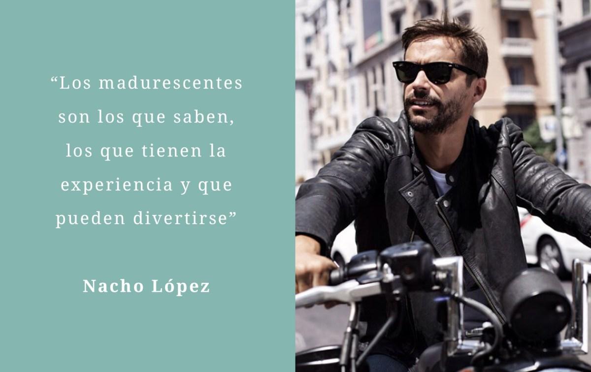 Testimonio Nacho López