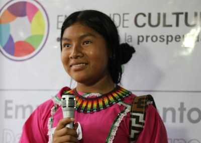 Emprende Cultura, cultura para la prosperidad