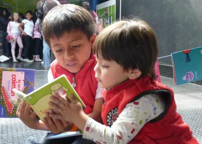 Participación infantil en el Distrito