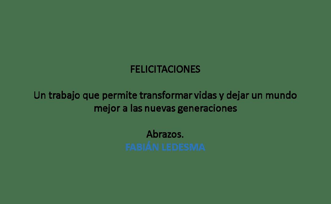 Fabian Ledesma