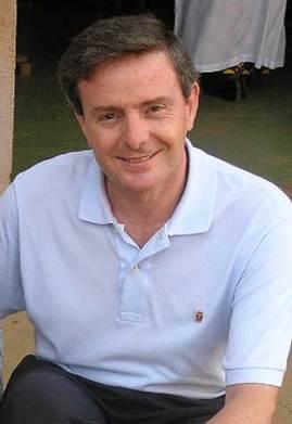 Alejandro Fernández Barrajón, uno de los escritores mercedarios.