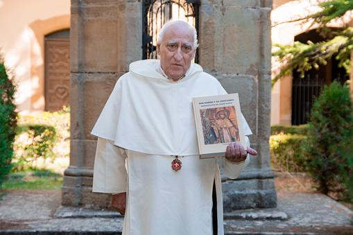 Fray Joaquín Millán nos presenta su nuevo libro 'San Ramón y su santuario. Manifestación del poder de Dios'.