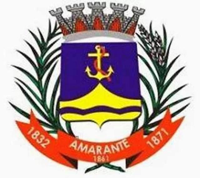 Bandeira de Amarante - PI