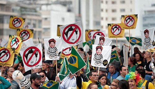 Movimento Vem Pra Rua Brasil