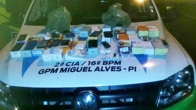 vigilantes noturnos celulares roubados miguel alves