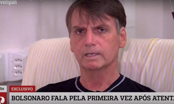 Bolsonaro Polícia Federal Jovem Pan Augusto Nunes